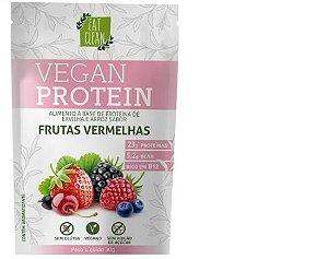Vegan Protein Frutas Vermelhas - Sachê 30G - 23gramas de Proteína