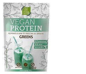 Vegan Protein Greens - Sachê 30G - 22,7gramas de Proteína