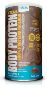 Body Protein 600g - 30g de proteina - sem carbohidrato