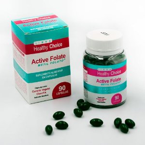 Active Folate - 90 cápsulas