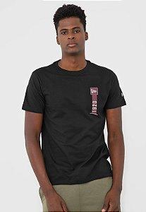 Camiseta Basica Calvin Klein Black Side