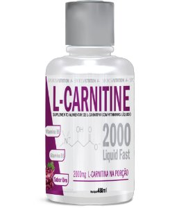 L-carnitina 480ml  Sports Nutrition