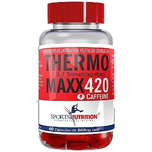 Termogênico Thermo Maxx 420 – 60 Cápsulas