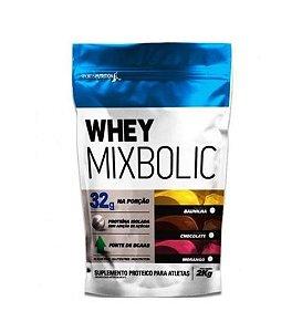 Refil Whey Protein Mix Bolic 2kg Sports Nutrition