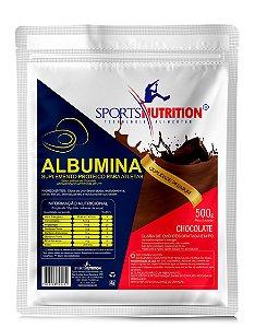Albumina 500g Sabores  Sports Nutrition