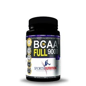 Bcaa Full 9000 150 Tabletes - Sports Nutrition