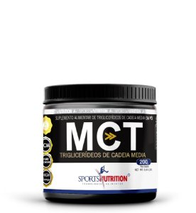 Tcm - Mct -original - 200g - Sports Nutrition