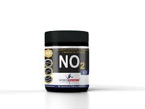 NO2 60 Cáps - Sports Nutrition