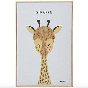 Little Ones Giraffe Quadro 20 cm X 30 cm