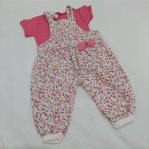 Conj. Baby - Jardineira / Calça | Modelos variados