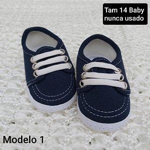 Sapatinhos Baby | Modelos variados