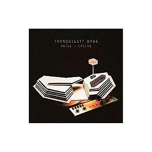 Lp Arctic Monkeys Tranquility Base Hotel Capa Dupla Vinil