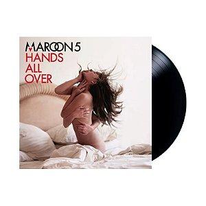 Lp Vinil Maroon 5 Hands All Over Novo Importado
