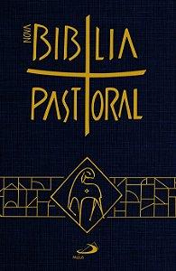 Nova biblia pastoral - media - capa cristal