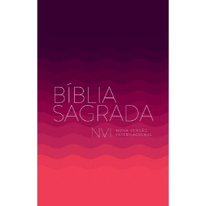 Bíblia Sagrada NVI, Brochura, econômica