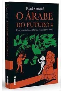 O Árabe do Futuro 4