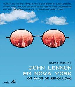 John Lennon em Nova York