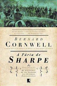 A fúria de Sharpe (Vol. 11)