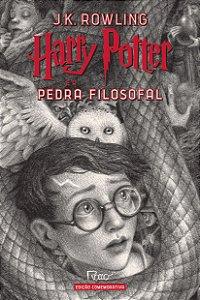 HARRY POTTER E A PEDRA FILOSOFAL (CAPA DURA) – Edição Comemorativa dos 20 anos da Coleção Harry Potter