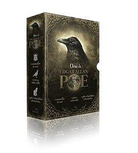 Box Edgar Allan Poe : Histórias extraordinárias