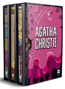 Coleção Agatha Christie - Box 7