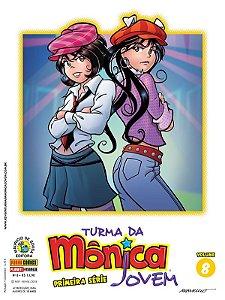 Turma da Mônica Jovem: Primeira Série - Volume 8