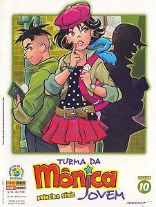 Turma da Mônica Jovem: Primeira Série - Volume 10