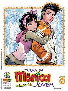 Turma da Mônica Jovem: Primeira Série - Volume 12