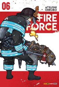 Fire Force Ed. 6