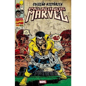 Coleção Histórica Marvel: Paladinos Marvel - Volume 10