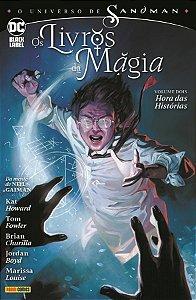 O Universo De Sandman: Os Livros da Magia - 2