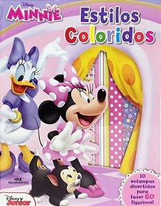 Minnie: estilos coloridos