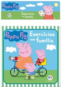 Peppa pig - exercícios em família