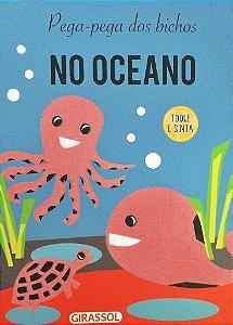 Pega-pega dos bichos: no oceano