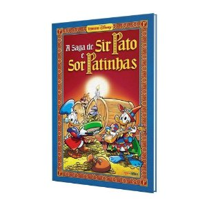 A Saga de Sir Pato e Sor Patinhas