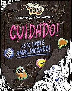 O livro de colorir do Gravity Falls