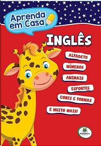 Aprenda em casa - inglês