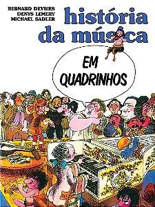 História da música em quadrinhos