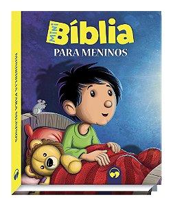 Mini Bíblia para Meninos