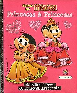 Turma da Mônica Princesas & Princesas