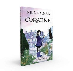 Coraline - Aco20mpanha marcador de páginas especial