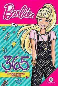 Barbie - 365 atividades e desenhos para colorir