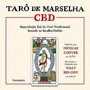 Tarô de Marselha CBD