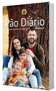 Pão Diário vol.24 - Capa família