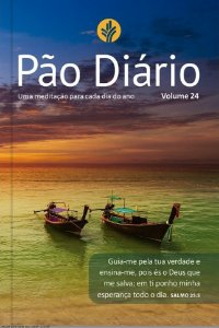 Pão Diário vol.24 - Capa paisagem