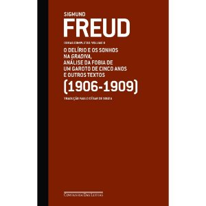 Freud (1906-1909) - o delírio e os sonhos na gradiva e outros textos