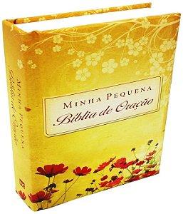 Minha pequena biblia de oracao - flores do campo
