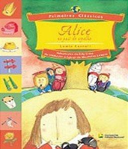Alice no pais do espelho - primeiros classicos