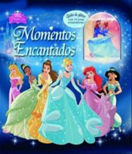 Disney - princesas - momentos encantados