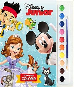 Disney junior - aquarela